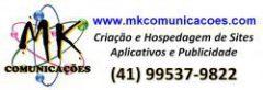 DESENVOLVIMENTO DE SITES MK COMUNICAÇÕES | (41) 99537-9822